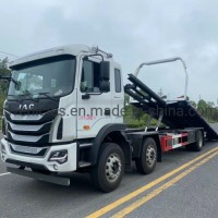 JAC HOWO 10t Flatbed Wrecker with