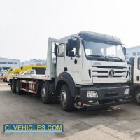 20t Tow Flatbed Emergency Recovery Truck Body