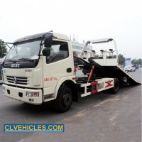 Df Emergency Vehicles Metro Tow Truck Cheap Recovery Truck for Sale