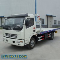 Tilt Tray Towing Wrecker Flatbed Bed Recovery Wrecker Truck
