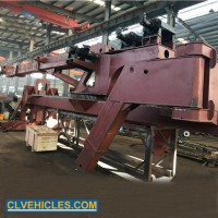 Customized Upper Body of 50tons Rotator Metro Tow Truck Winches