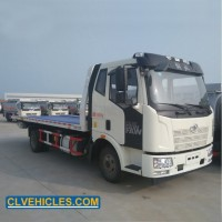 FAW Vehicle Recovery Equipment Light Duty Wrecker Tow Trucks for Sale