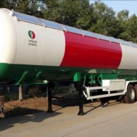 China Manufacturer 3 Axles Lpg Coo
