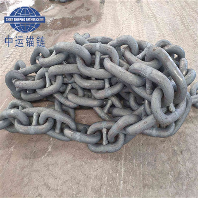 Anchor Chain In Stock Image1