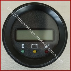 12V Curtis Instrument Circular Battery Indicator Meter for Pallet Tr