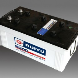 Dry Charged Heavy Duty Truck Battery N200 12V200ah