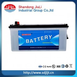 N120 120ah Mf Power Auto Truck Battery